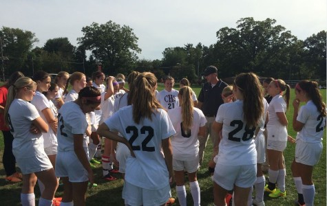 Influx of New Talent Leads CHS Girl's Soccer to Fast Start