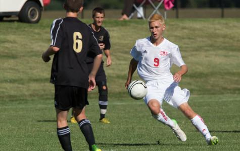 Strong Senior Leadership Has Boy's Soccer Poised for Title Run