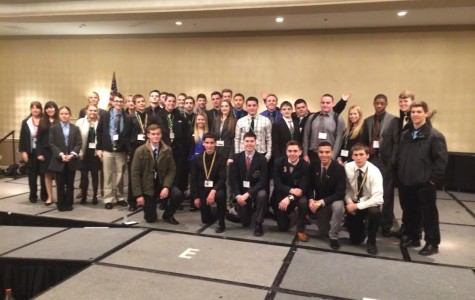 CHS Deca Competes at Regionals in Cherry Hill, NJ
