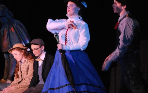 CHS Musical Rendition of Mary Poppins Creates Spectacular Performance