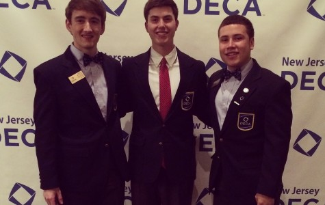 Tom Schlindwein Named New Jersey State Treasurer for DECA