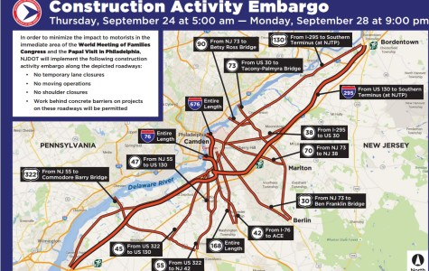 Visit of Pope Francis to Philadelphia To Congest Traffic But Most Are Prepared