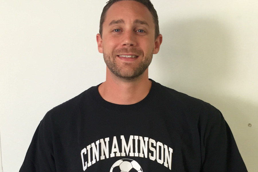Mr. Bond, a 2002 CHS graduate, has returned to CHS after 13 years.