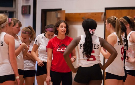 Girl's Volleyball Team Heads Into Playoffs on Hot Streak