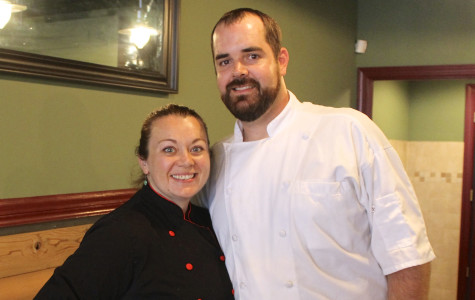 CHS Welcomes Chef Kane to This Year's List of New Teachers