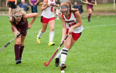 Field Hockey Team Scores OT Victory to Advance in Playoffs