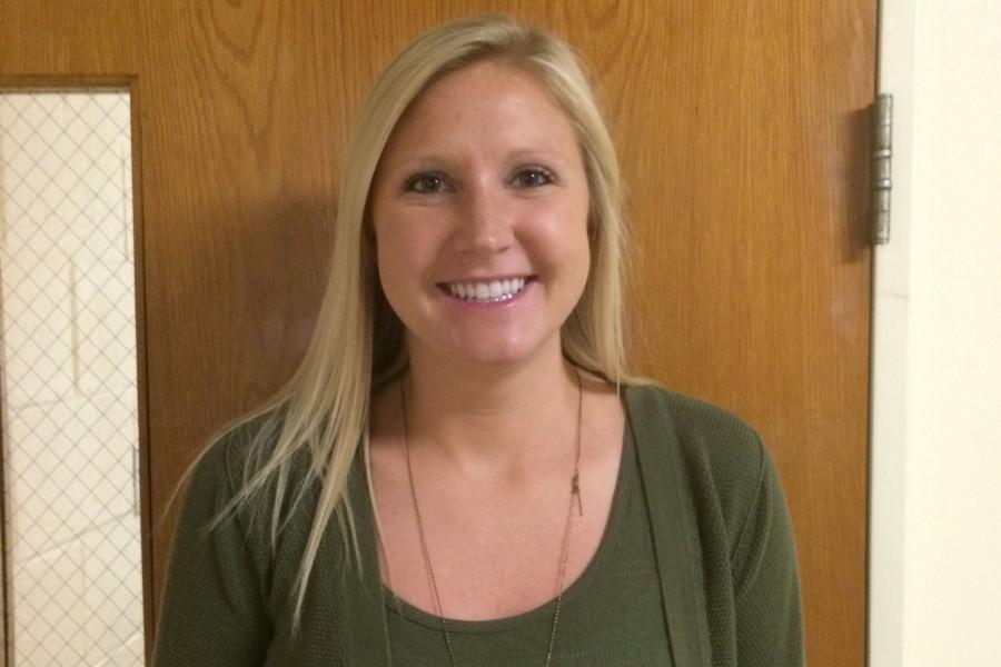 CHS Alumna Ms. Sucharski to teach Algebra 1 and Geometry at CHS.