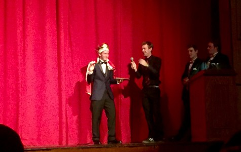 From Runner-Up in Spring to Champion in Fall: Michael Zelinka Finally Wins 2016 Mr. Cinnaminson