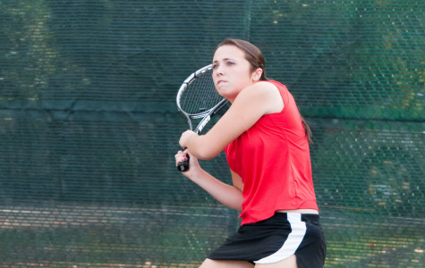 Girl's Tennis Team Wins Final Five Matches to Finish Season with 12-7 Mark