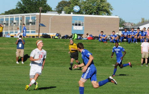 Boys Soccer Team Begins Strong Post-Season Run Heading Into Today's Sectional Semifinal Game
