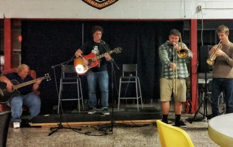 Second Annual CHS Coffeehouse Brings Some Emotional Performances