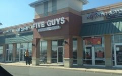 Five Guys Beckons with Great Food and Simple Menu