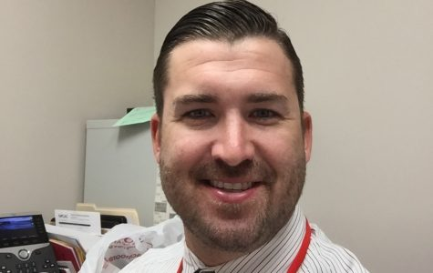 New Teacher Feature – Mike Repsher, Guidance Counselor