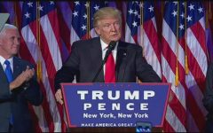 Donald Trump Wins Hotly Contested Election; Students Divided Along Gender Lines at CHS