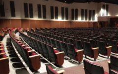 New CHS Auditorium Looks Good, But Still Has Ways to Go