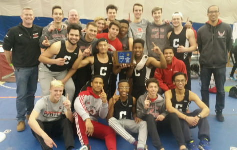 Boy's Track and Field and Boy's Bowling Teams Win Sectional Championships
