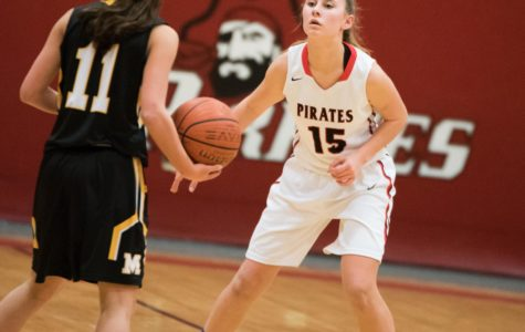 Girls' Basketball Team Starts Season 9-2 and With a Firm Grip on Patriot Division Lead