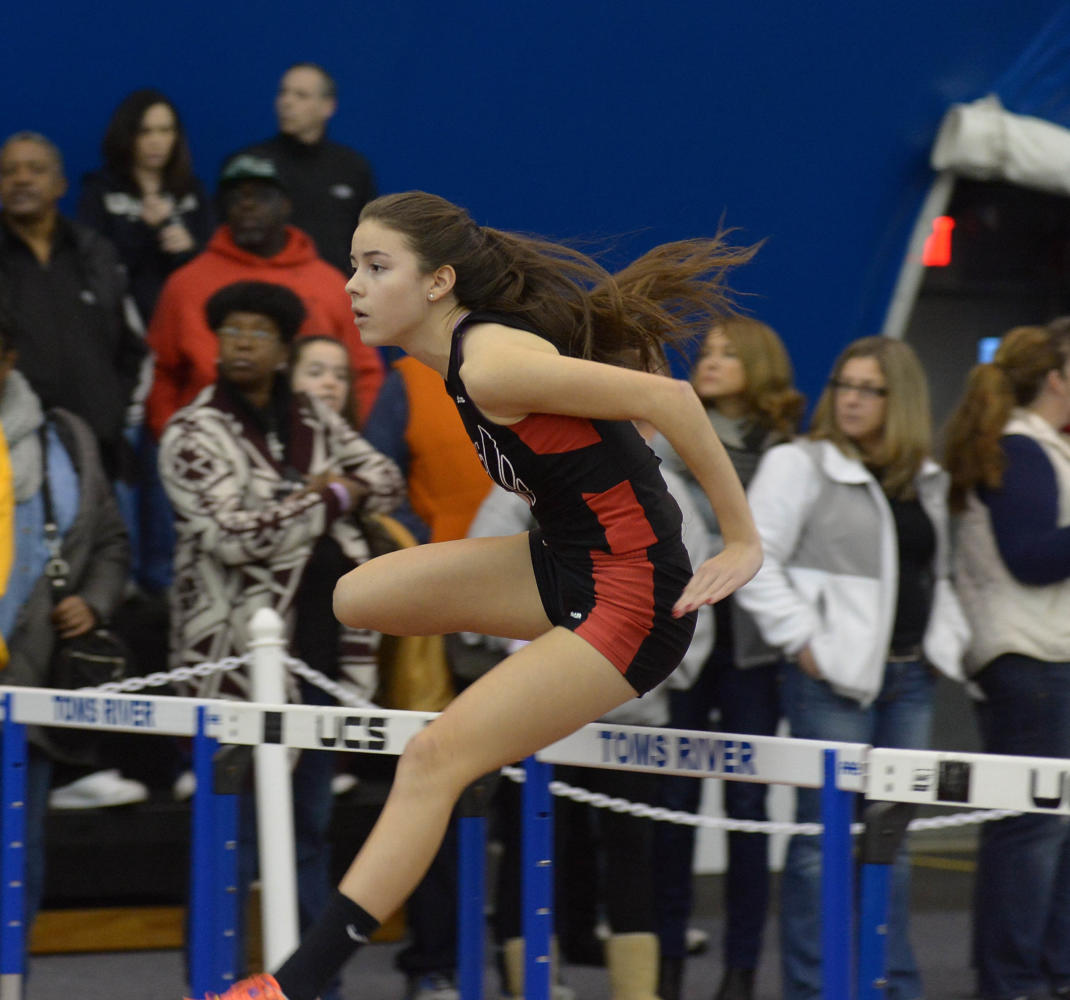 Andrea Benites will compete for Rider University beginning this fall.