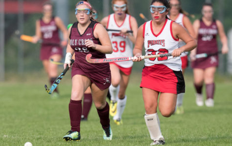 Field Hockey Team Dominant During 14-1-1 Season, Earning Top Seed in Sectional Playoffs
