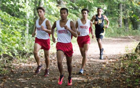 Boys' Cross Country Team Claims Patriot Division Title