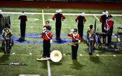 Marching Band Finishes Regular Season Undefeated; Places Fifth at Final Regional Championship