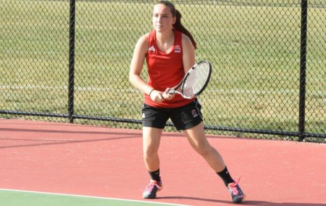 Girls' Tennis Dominates Way to Second Straight BCSL Freedom Division Title