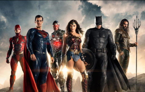 Wonder Woman is back after a summer blockbuster to lead the Justice League compilation of DC comic superstars.