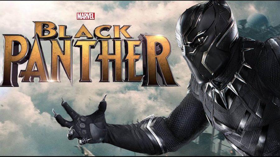 Chadwick Boseman stars as the Black Panther