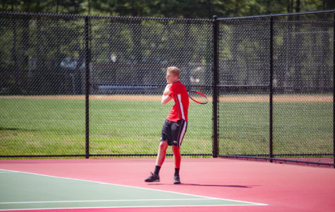 A Year After Getting to Central Jersey Sectional Finals, Boys' Tennis Team Rebuilds