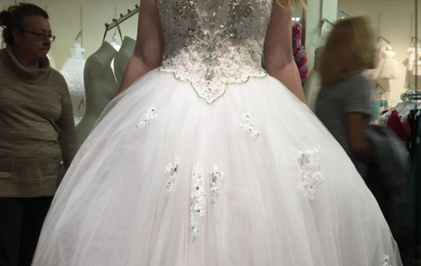 Prom Craziness Building with Creation of Prom Dress Page on Instagram