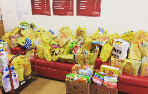 Cinnaminson School District Collects 3,000 Boxes of Cereal for the Food Bank of South Jersey