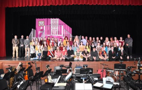 Fun and Entertaining Legally Blonde Musical To Open at CHS Tomorrow