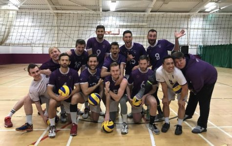 Another Professional Athlete from CHS Emerges as Ryan Kenny Continues his Professional Volleyball Career in Germany