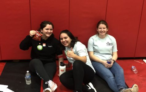 10th Annual Blood Drive A Success For CHS Once Again