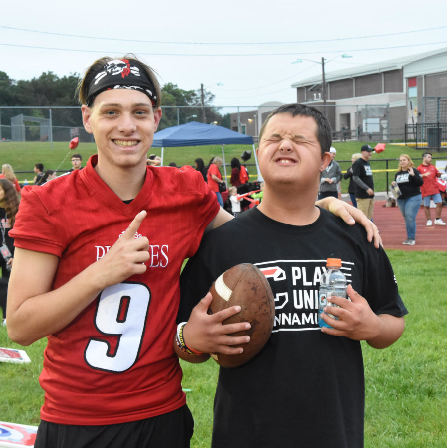 Second Annual Play Unified Kickoff Event A Success Once Again