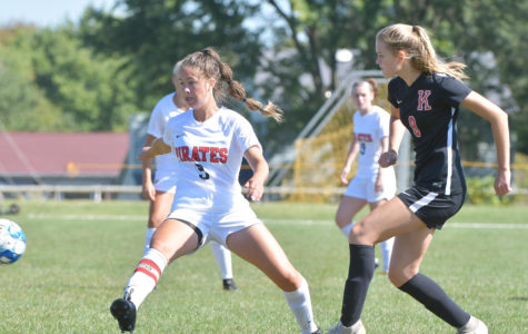 Lady Pirates' Soccer to Face Haddonfield in Fight For Sectional Title