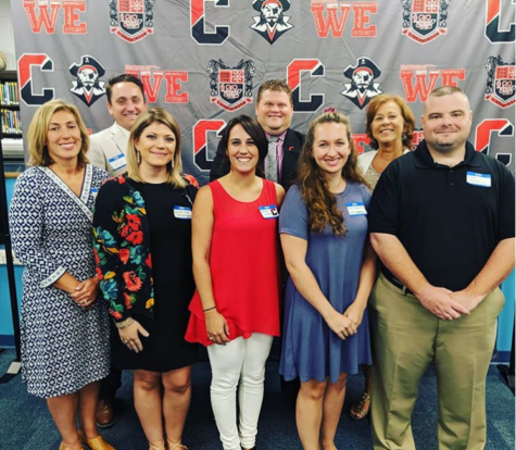 2019 School Year Marked by Four New Faces at CHS