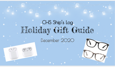 The 2020 CHS Ship's Log Holiday Gift Guide