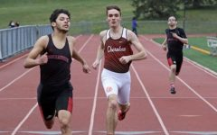 Harrell Returns for Strong Winter Track Season