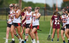 Girl's Lacrosse Stomps out the Competition