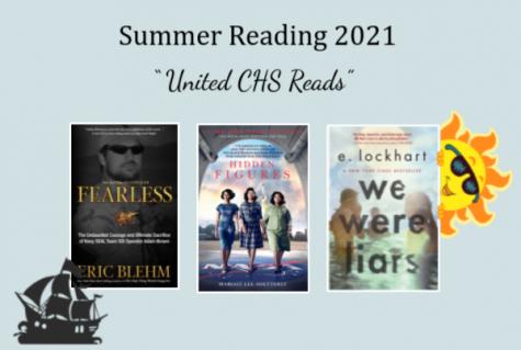 "Summer ""United CHS Reads"" 2021"